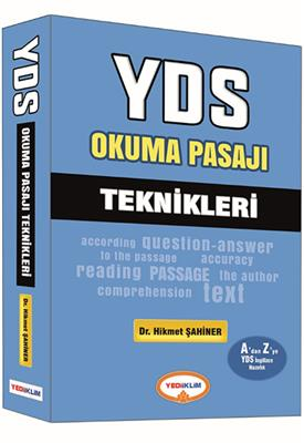 YDS OKUMA PASAJI Teknikleri Yediiklim Yayınları