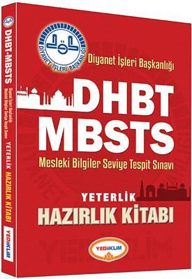DHBT MBSTS Yeterlilik Kitabı  Yediiklim Yayınları