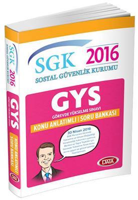 Data Yayınları SGK Sosyal Güvenlik Kurumu Konu Anlatımlı Soru Bankası