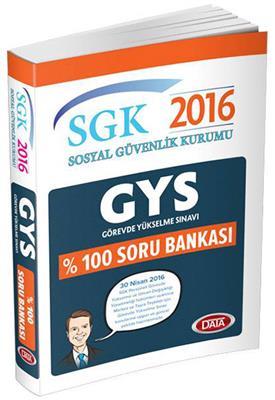 Data Yayınları SGK Sosyal Güvenlik Kurumu Soru Bankası