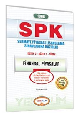 SPK 1006 Finansal Piyasalar Yediiklim Yayınları