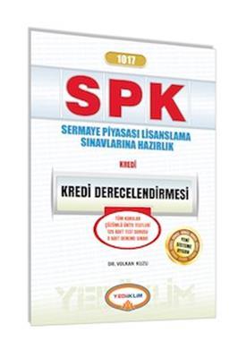 SPK 1017 Kredi Derecelendirmesi Yediiklim Yayınları