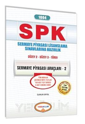 SPK 1004 Sermaye Piyasası Araçları 2 Yediiklim Yayınları