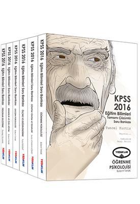 2016 KPSS Yediiklim Yayınları Eğitim Bilimleri Tamamı Çözümlü Modüler Soru Bankası