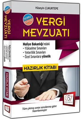 Vergi Mevzuatı Hazırlık Kitabı 657 Yayınları