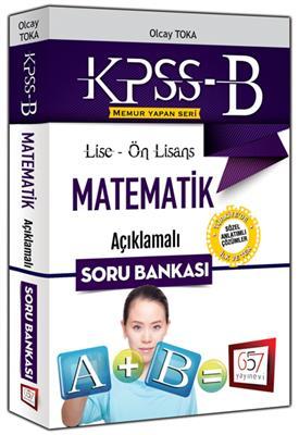 Lise Ön Lisans Matematik Açıklamalı Soru Bankası 2016 657 Yayınları