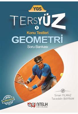 YGS Tersyüz Geometri Soru Bankası Nitelik Yayınları