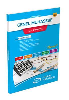 Genel Muhasebe Kod-5017 Murat Yayınları