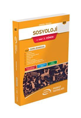 2. Sınıf 3. Yarıyıl Sosyoloji (Kod 6031) Murat Yayınları