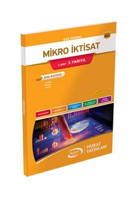 Mikro İktisat (Kod 5031) Murat Açıköğretim Yayınları