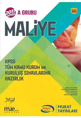 2017 KPSS Maliye Konu Anlatımlı  Murat Yayınları