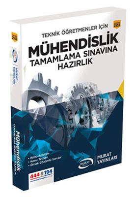 Mühendislik Tamamlama Hazırlık Kitabı Murat Yayınları