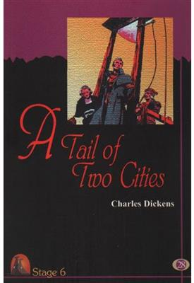 A Tale of Two Cities CD li Kapadokya Yayınları