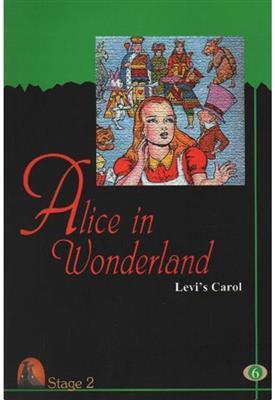 Alice in Wonderland CD li Kapadokya Yayınları