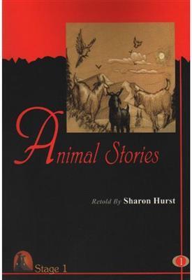 Animal Stories - Cdli Kapadokya Yayınları