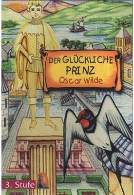 Der Glückliche Prinz Oscar Wilde CD li Almanca Hikaye Kapadokya Yayınları