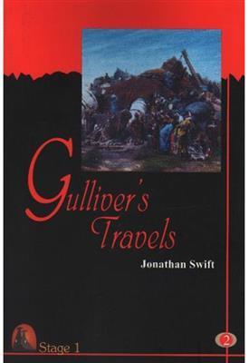 Gulliver`s Travels CD li Kapadokya Yayınları