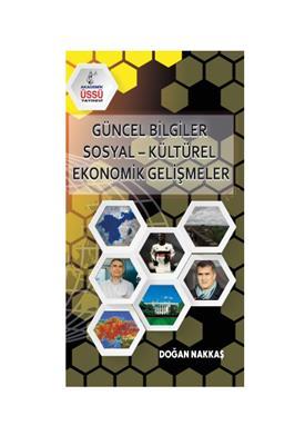 KPSS Güncel Bilgiler Akademik Üssü Yayınları