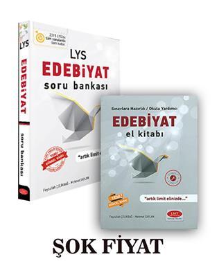 LYS Edebiyat Soru Bankası Edebiyat Lys El Kitabı Limit Yayınları Set