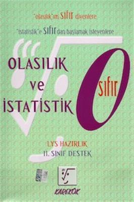 LYS Olasılık ve İstatistik Sıfır Karekök Yayınları