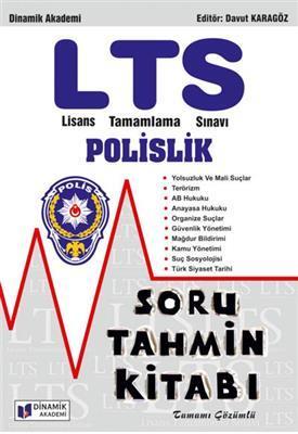 Polislik Lisans Tamamlama Sınavı Soru Tahmin Kitabı Dinamik Yayınları