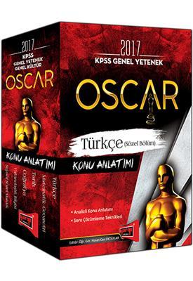 KPSS Genel Kültür Genel Yetenek OSCAR Konu Anlatımlı Modüler Set Yargı Yayınları