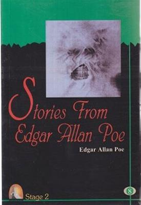 Stories From Edgar Allan Poe CD li Kapadokya Yayınları