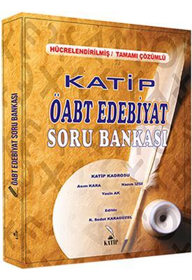 ÖABT Türk Dili ve Edebiyatı Tamamı Çözümlü Soru Bankası 2016 Katip Yayınları