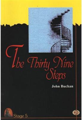 The Thirty Nine Steps CD li Kapadokya Yayınları