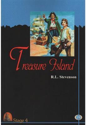 Treasure Island CD li Kapadokya Yayınları