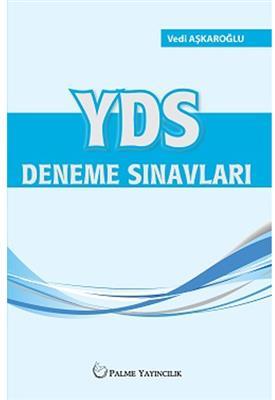 YDS Deneme Sınavları Palme Yayınları