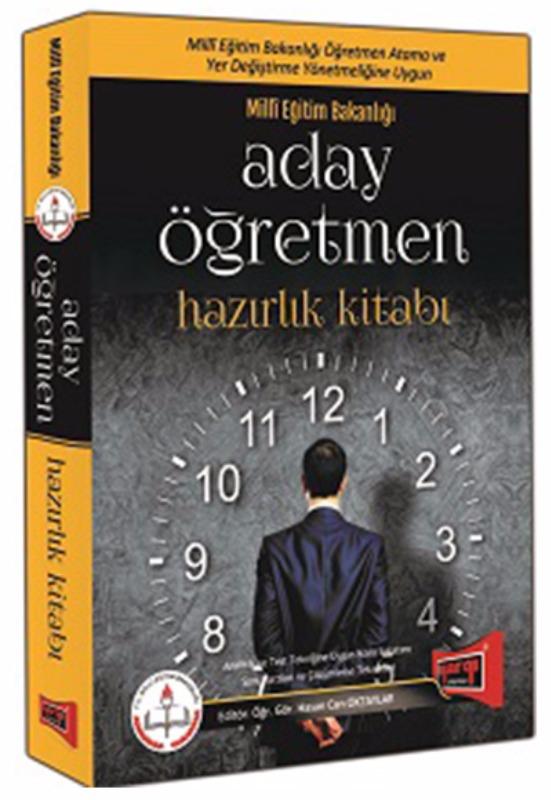Milli Eğitim Aday Öğretmen Sınavlarına Hazırlık Kitabı Yargı Yayınları