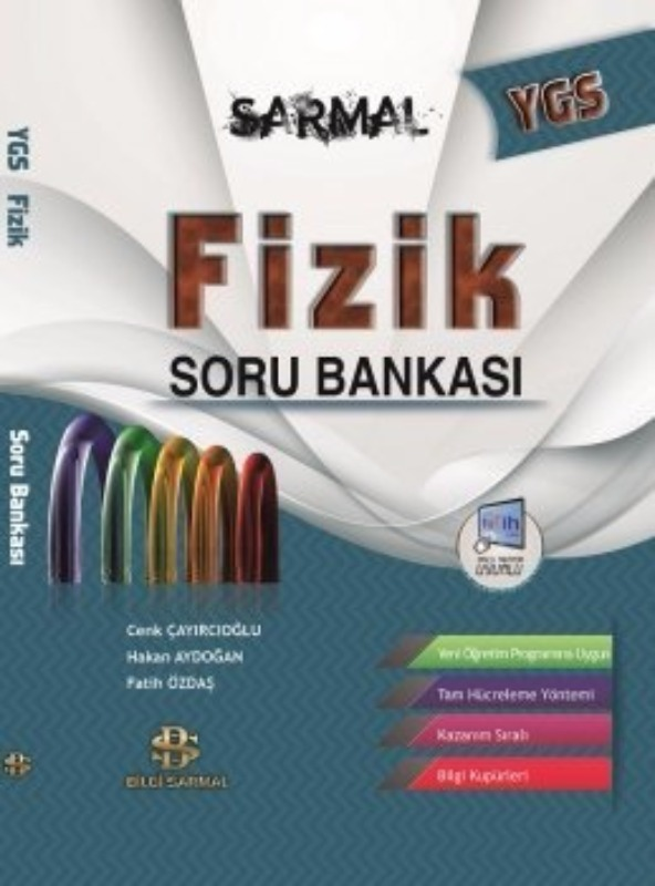 YGS Fizik Soru Bankası Bilgi Sarmal Yayınları