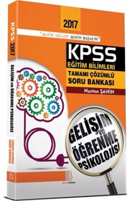 Benim Hocam Yayınları Eğitim Bilimleri Gelişim Öğrenme Soru Bankası