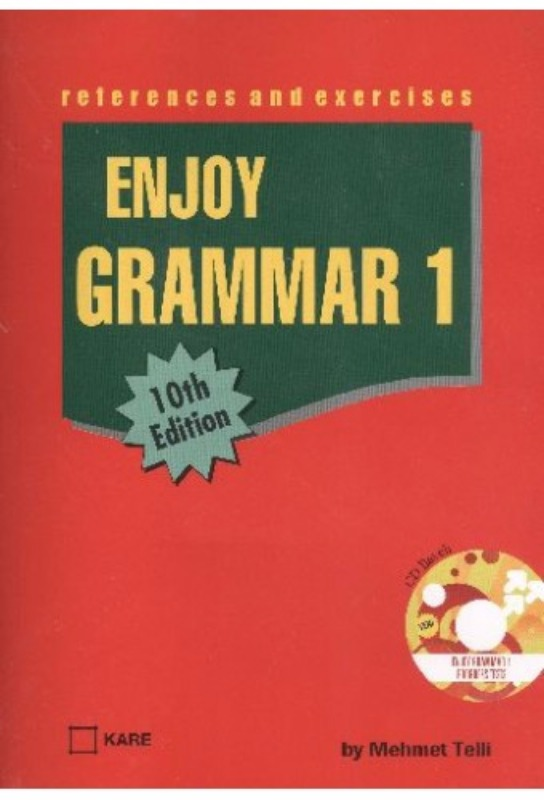 ENJOY GRAMMAR 1 (KARE YAYINLARI)
