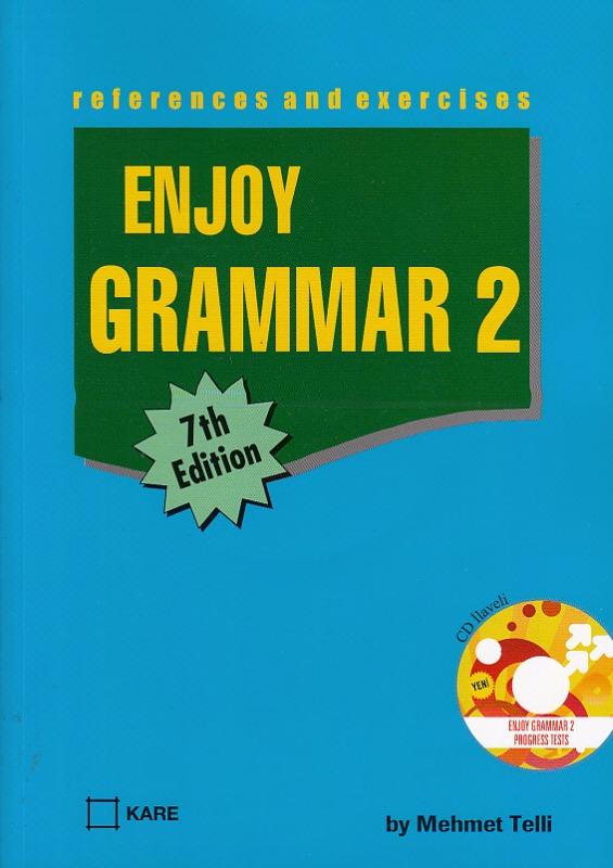 ENJOY GRAMMAR 2  CD  KARE YAYINLARI