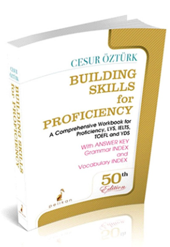 Building Skills For Proficiency KEY BOOK 50. Baskı Pelikan Yayınları