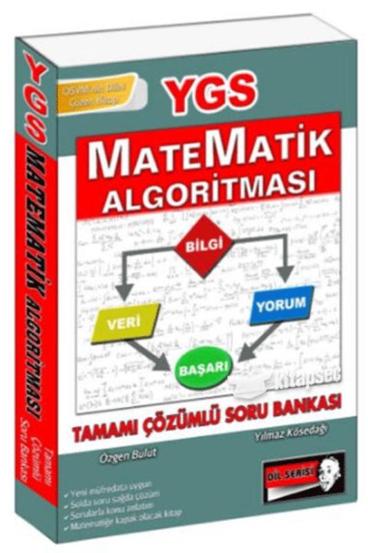 YGS Matematik Algoritması Tamamı Çözümlü Soru Bankas Tasarı Yayınları