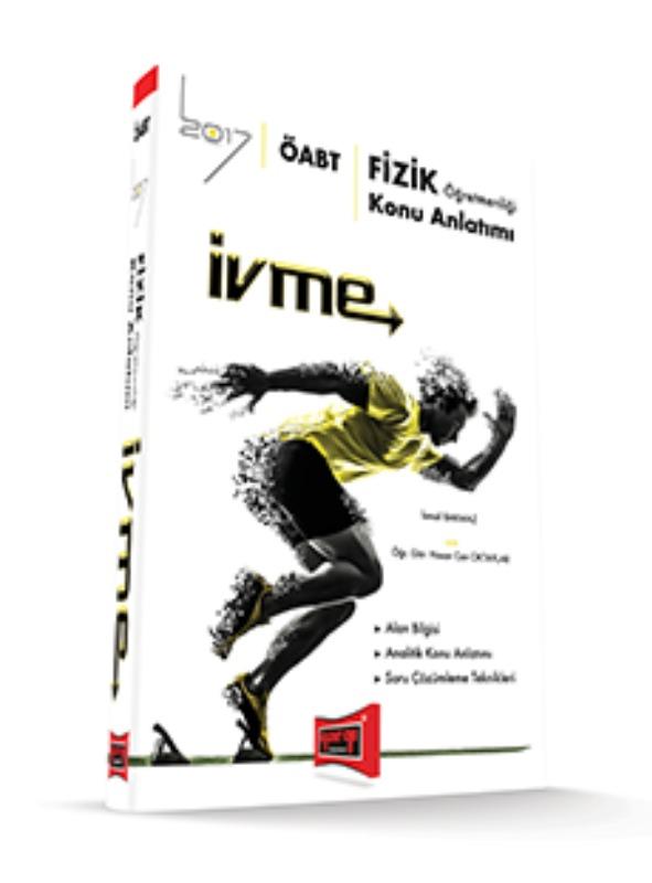 Yargı Yayınları 2017 ÖABT İVME Fizik  Konu Anlatımı
