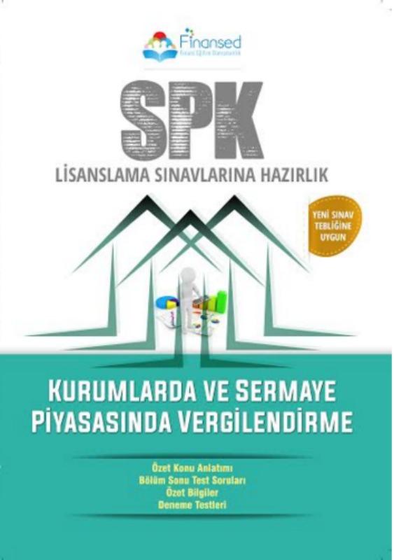 SPK  Kurumlarda ve Sermaye Piyasasında Vergilendirme