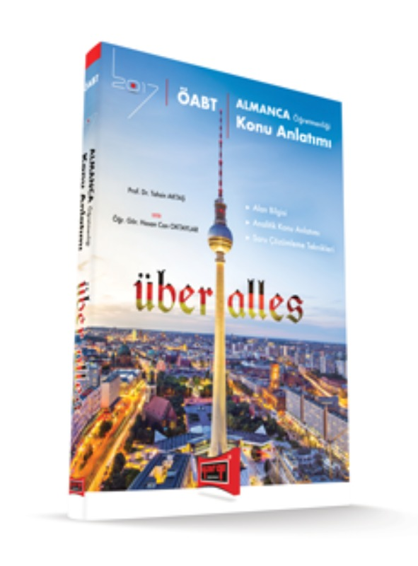 Yargı Yayınları 2017 ÖABT ÜBER ALLES Almanca Konu Anlatımı