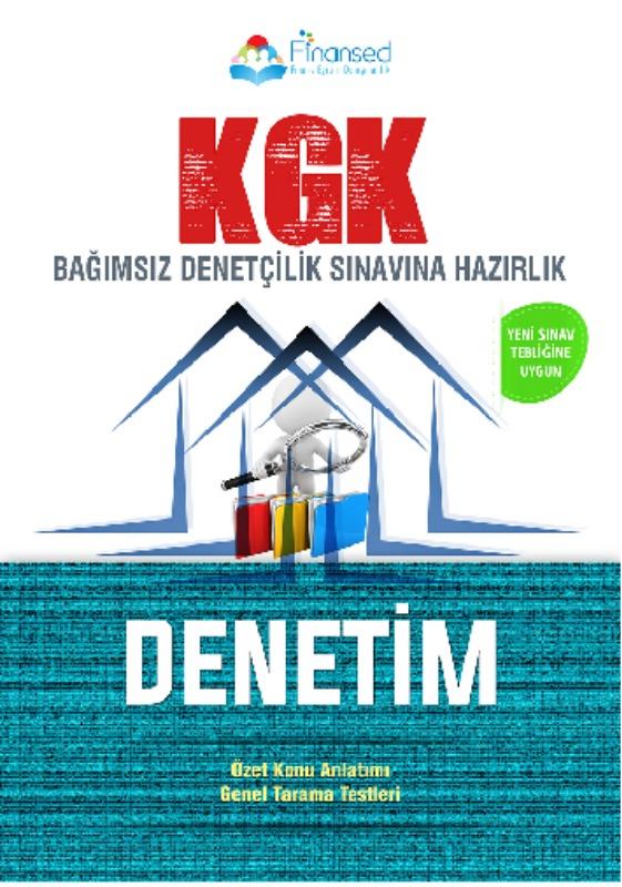KGK Bağımsız Denetçilik Sınavlarına Hazırlık