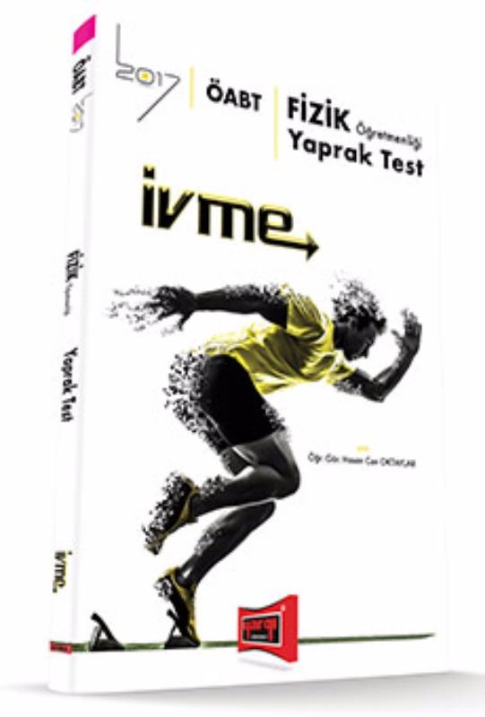 Yargı Yayınları 2017 ÖABT İVME Fizik  Yaprak Test