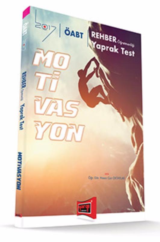 Yargı Yayınları 2017 ÖABT MOTİVASYON Rehber  Yaprak Test