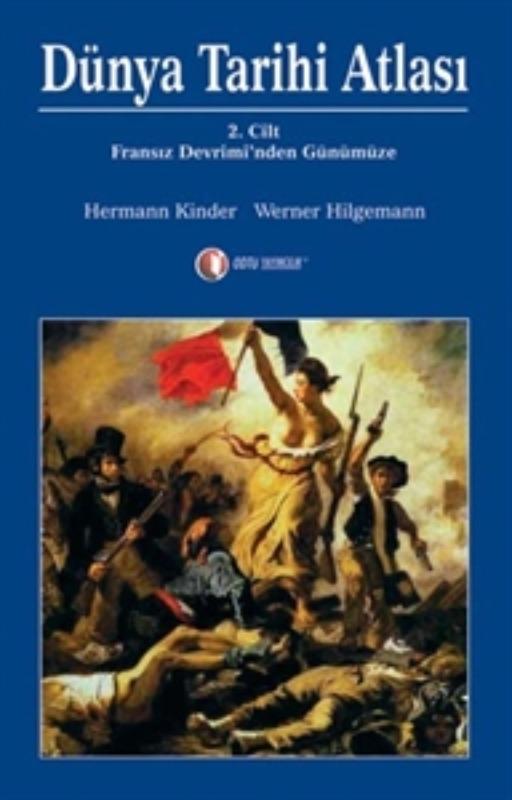 ODTÜ Yayınları Dünya Tarihi Atlası 2. Cilt