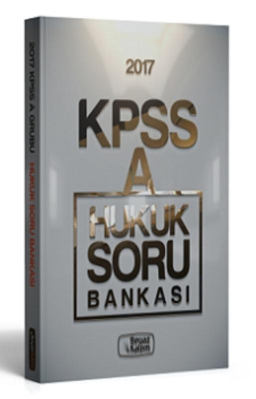 Beyaz Kalem Yayınları 2017 KPSS A  Hukuk Soru Bankası