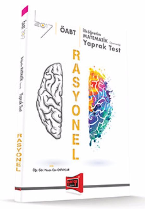 Yargı Yayınları 2017 ÖABT RASYONEL İlköğretim Matematik Yaprak Test