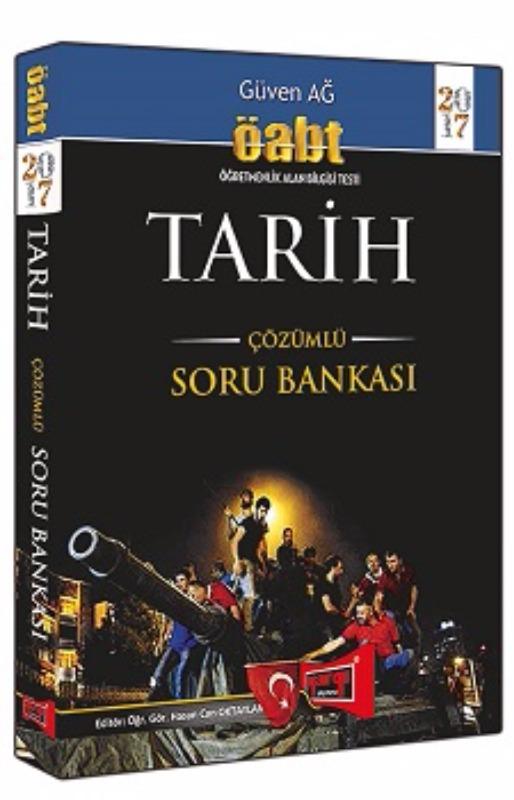 Yargı Yayınları 2017 ÖABT Tarih Çözümlü Soru Bankası