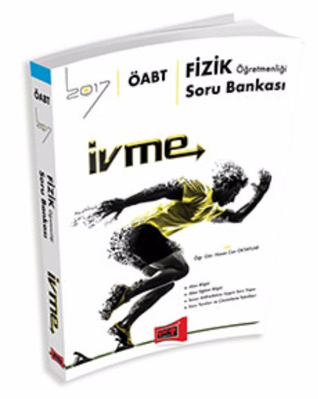 Yargı Yayınları 2017 ÖABT İVME Fizik  Soru Bankası