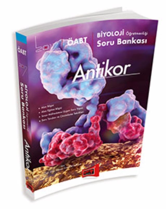 Yargı Yayınları 2017 ÖABT ANTİKOR Biyoloji  Soru Bankası